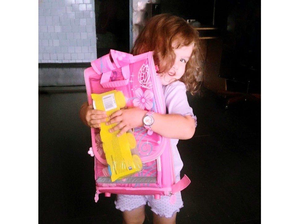 акция Собери ребенка в школу