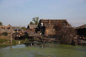 Проделанная работа в Иркутской области